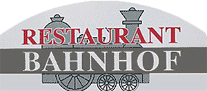 Restaurant Bahnhof Logo